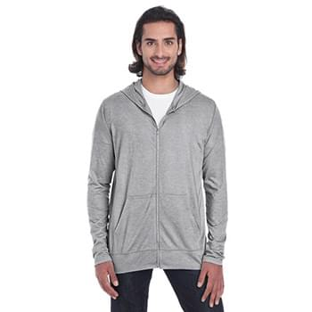 Adult Triblend Full-Zip Jacket