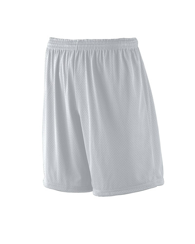 "Adult Tricot Mesh/Tricot-Lined 7"" Short"