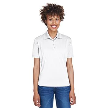 cfc20023 Ladies' Cool & Dry 8-Star Elite Performance Interlock Polo