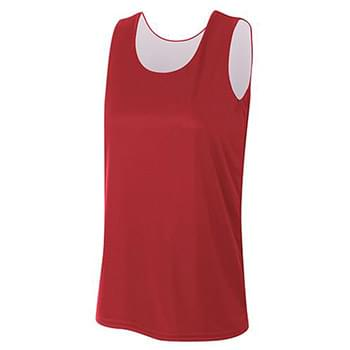 Ladies' Performance Jump Reversible Basketball Jersey