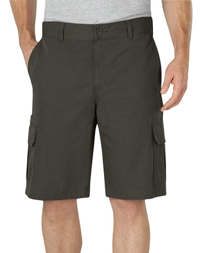 "Men's 11"" Relaxed Fit Lightweight Ripstop Cargo Short"
